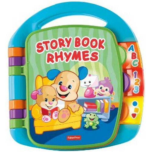 Fisher-Price Laugh & Learn Storybook Rhymes Refresh'15