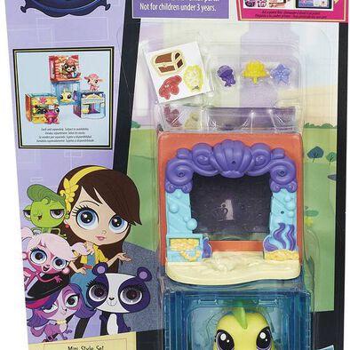 Littlest Pet Shop Little Pony Mini Style Sets - Assorted