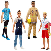 Barbie Ken Career Doll - Assorted
