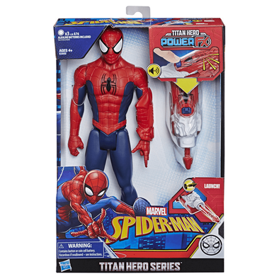 Marvel Spider-Man Far From Home Titan Hero Power FX Spider-Man