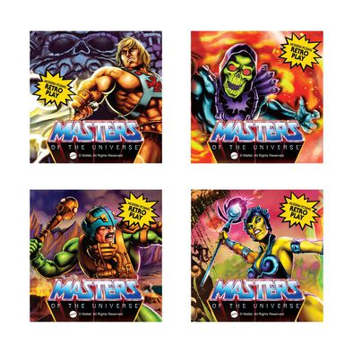 Masters of the Universe Limited Edition Stickers - Assorted