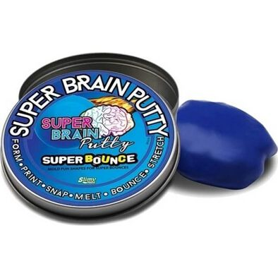 Super Brain Putty Super Bounce - Assorted