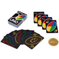 Mattel Games UNO Premium 50th Anniversary