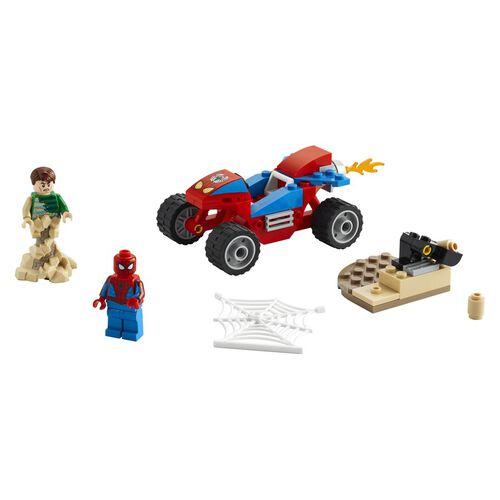 LEGO Marvel Spider-Man Spider-Man and Sandman Showdown 76172