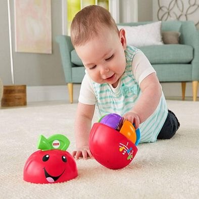 Fisher-Price Laugh & Learn Learning Happy Apple