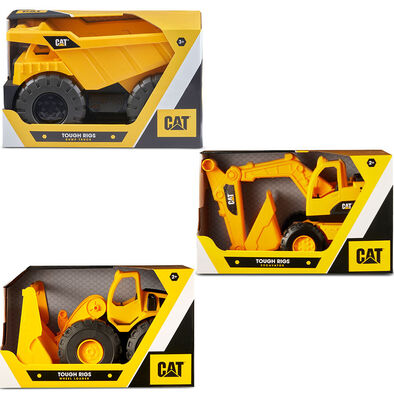 Cat Construction Fleet Sand Set 10 Inch - Assorted
