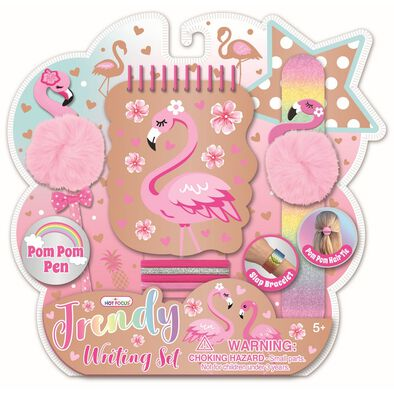 Hot Focus Trendy Waiting Set Flamingo