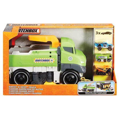 Matchbox Sweep 'N Keep Truck