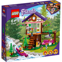 LEGO Friends Forest House 41679
