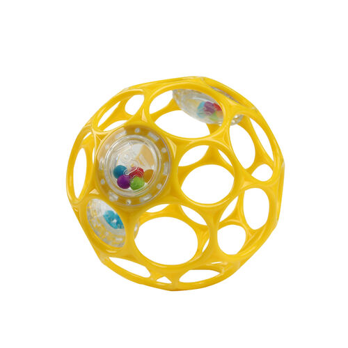 Bright Stars Oball Rattle Easy-Grasp Toy