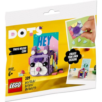GWP Lego Dots Photo Holder Cube