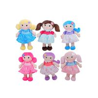 """You & Me 11"""" Rag Doll - Assorted"""