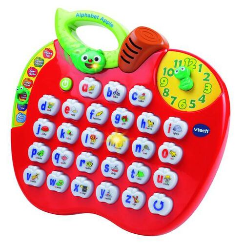 Vtech Alphabet Apple -Bb