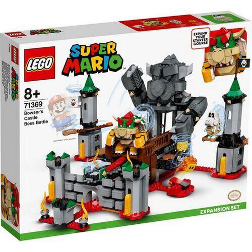 LEGO Super Mario Bowser's Castle Boss Battle Expansion 71369