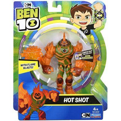 Ben 10 Hotshot