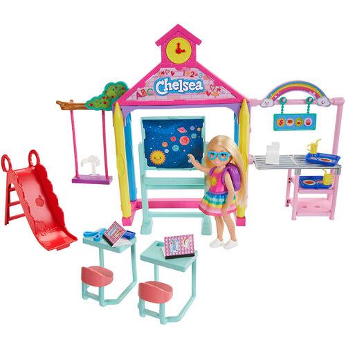 Barbie Chelsea School Playset - Assorted