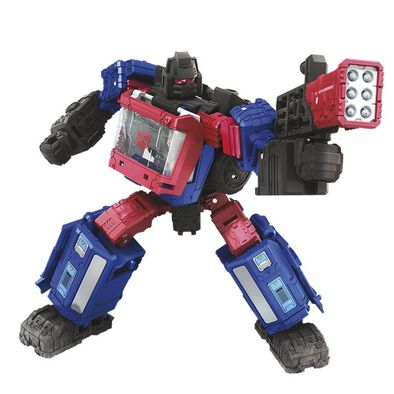 Transformers Generations War for Cybertron Deluxe WFC-S49 Crosshairs Figure