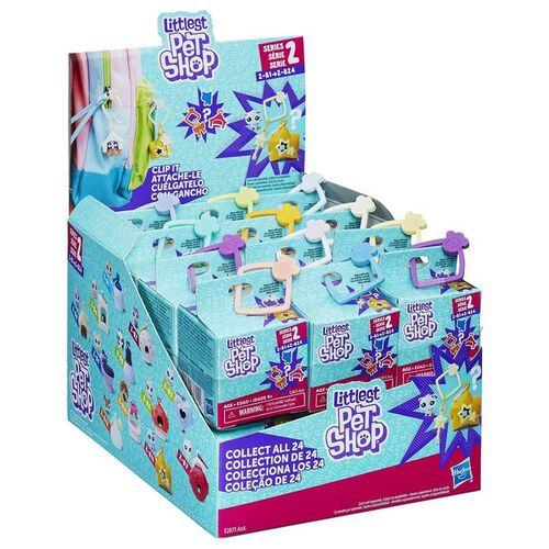 Littlest Pet Shop Blind Box S2