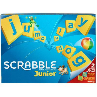 Scrabble Junior Uk