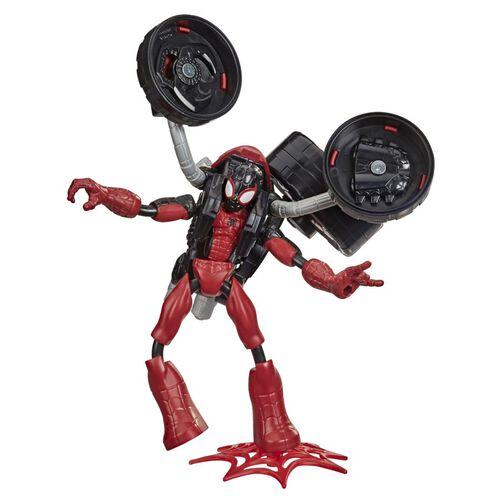 Spiderman Bend And Flex Vehicle