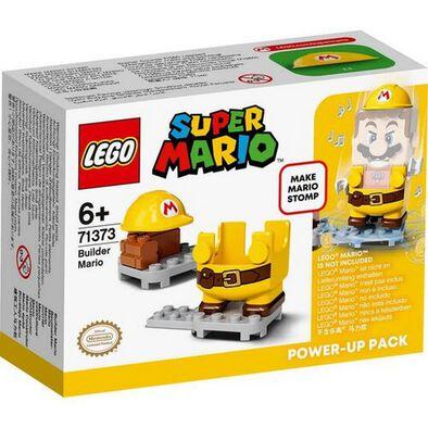 LEGO Super Mario Builder Mario Power Up Pack 71373