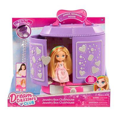 Dream Dazzlers Dream Dazzlers Club Jewel Box Clubhouse