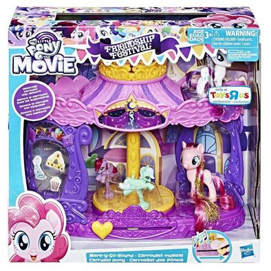 My Little Pony Mare-Y-Go-Round Musical Carousel
