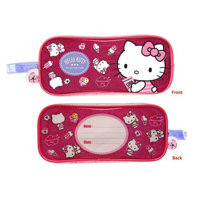 Hello Kitty Pencil Bag Set Assorted