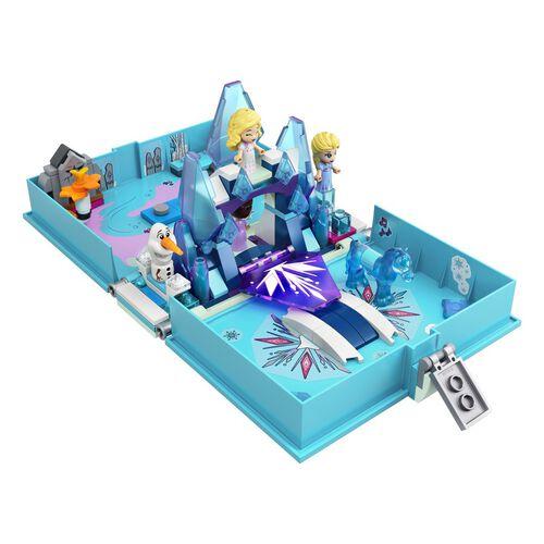 LEGO Disney Elsa and the Nokk Storybook Adventures 43189