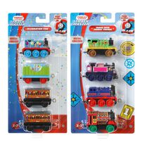 Thomas & Friends Travel With Thomas' Friends 4pack - Assorted