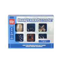 Play Pop Brain Teaser Puzzle Set Strategy Game