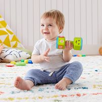 Fisher-Price Laugh N Learn Countin' Reps Dumbell