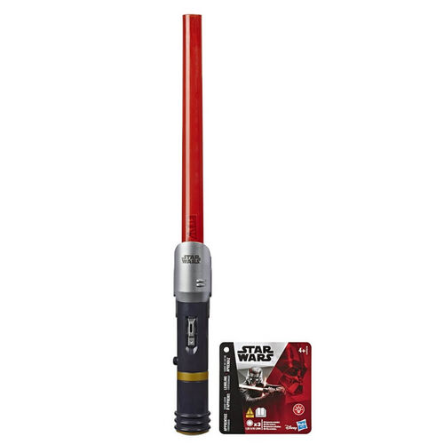 Star Wars Extendable Level 1 Lightsaber - Assorted