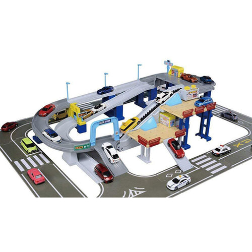 Takara Tomy Tomica Town Action Highway