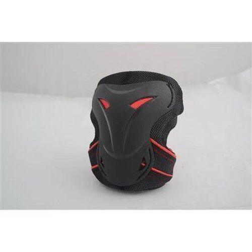 Kidzamo Protective Pad Set Red/Black Small Size
