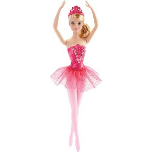 Barbie Ballerina Princess Doll - Assorted