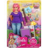 Barbie Travel Daisy Doll