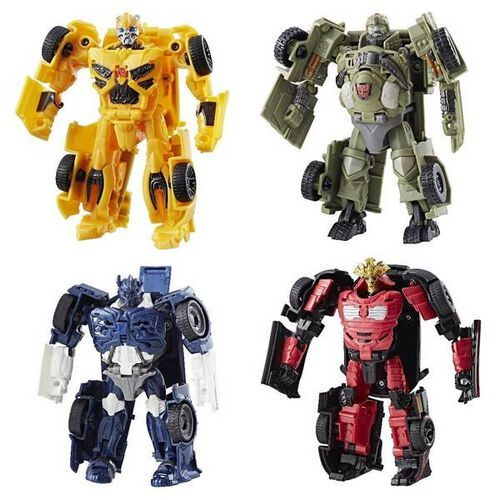 Transformers Movie 5 All Spark Tech Figure - Assorted