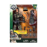 True Heroes Sentinel 1 World Peacekeepers 12 Inch Figure - Assorted