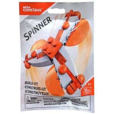 Mega Construx Spinner - Assorted