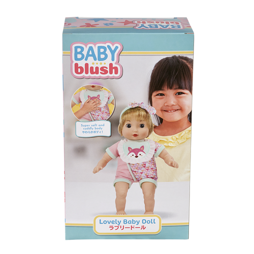 Baby Blush Lovely Baby Doll