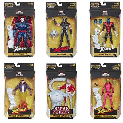 Marvel Legends Series 6 Inch Figure Wolverine - Assorted
