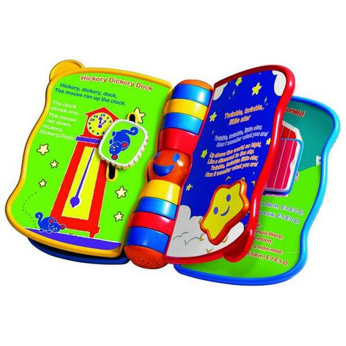 Vtech Rhyme Times & Surprise Book