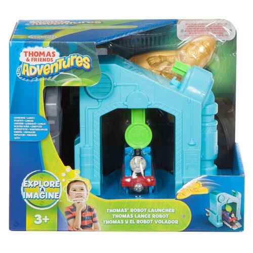 Thomas & Friends Adventures Robot Launcher