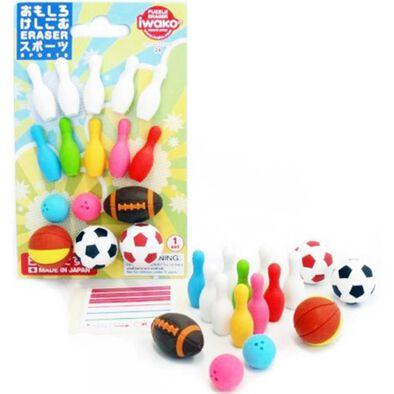 Iwako Sports Eraser
