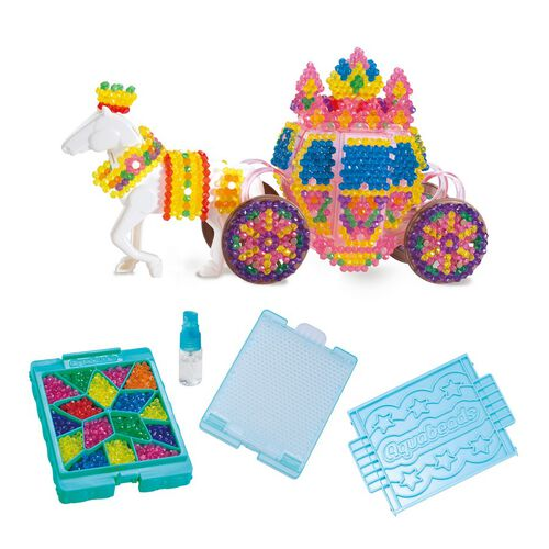 Aqua Beads 3D Crystal Carriage Set