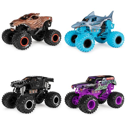 Monster Jam 1:24 Diecast Truck - Assorted