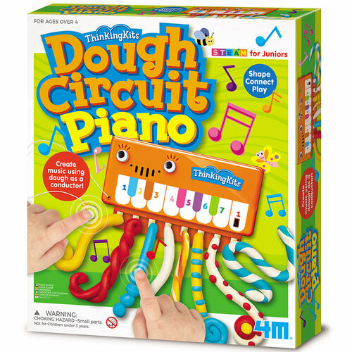 4M ThinkingKits / Dough Circuit Piano