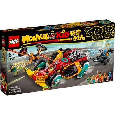 LEGO Monkie Kid's Cloud Roadster 80015