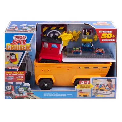 Thomas & Friends Track Master Super Cruiser